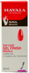 Mavala Gel Finish Top Coat (0.3 fl. oz. / 10 mL)