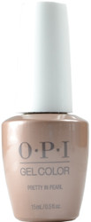 OPI Gelcolor Pretty In Pearl (UV / LED Polish)