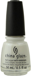 China Glaze Off-White, On Point