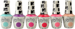 Gelish 6 pc MTV Swtich On Color Collection