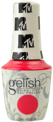 Gelish Total Request Red (UV / LED Poish)