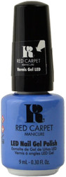 Red Carpet Manicure Denim Mini Skirt (UV / LED Polish)