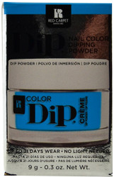 Red Carpet Manicure Fringing Fabulous Color Dip Powder