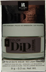Red Carpet Manicure That's So Retro Color Dip Powder