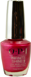 OPI Infinite Shine Cha-Ching Cherry (Week Long Wear)