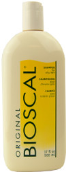 Bioscal Original Shampoo For Oily Hair (17 fl. oz. / 500 mL)