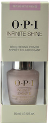 OPI Infinite Shine Brightening Primer Base Coat (0.5 fl. oz. / 15 mL)