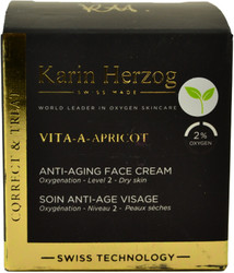 Karin Herzog Vita-A-Apricot - Anti-Aging Face Cream (1.71 oz. / 50 mL)