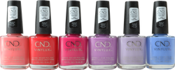 Cnd Vinylux 6 pc Nauti Nautical Collection