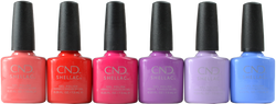 Cnd Shellac 6 pc Nauti Nautical Collection