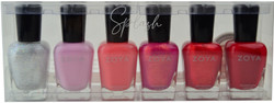 Zoya 6 pc Splash Collection A