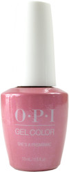 OPI Gelcolor She's A Prismaniac (UV / LED Polish)