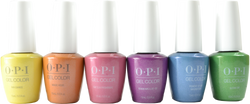 OPI Gelcolor 6 pc Hidden Prism Collection