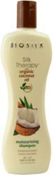 Biosilk Silk Therapy with Organic Coconut Oil Shampoo (12 fl. oz. / 355 mL)