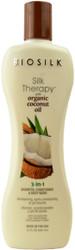 Biosilk Silk Therapy with Organic Coconut Oil 3-in-1 (12 fl. oz. / 355 mL)