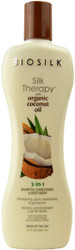Biosilk Silk Therapy with Organic Coconut Oil 3-in-1 (12 fl. oz. / 355 mL)