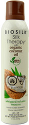 Biosilk Silk Therapy with Organic Coconut Oil Whipped Volume Mousse (8 oz. / 227 g)
