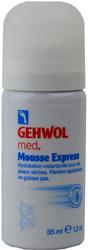 Gehwol Med Express Foam (1.2 oz. / 35 mL)