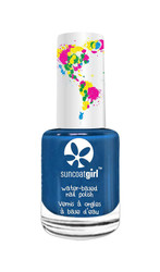 Suncoat Girl For Kids Mermaid Blue (Vegan)