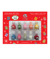 Suncoat Girl For Kids 10 pc Merry Mini Mani Set