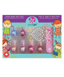 Suncoat Girl For Kids 8 pc Mini Mani Set