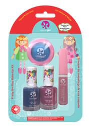 Suncoat Girl For Kids 4 pc Little Mermaid Pretty Me Play Make-Up Kit