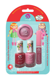 Suncoat Girl For Kids 4 pc Angel Pretty Me Play Make-Up Kit