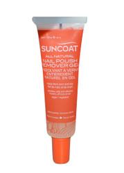 Suncoat Natural Nail Polish Remover Gel (1 fl. oz. / 30 mL)