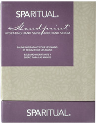 Spa Ritual 2 pc Handprint Set