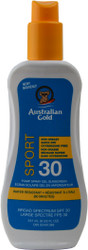 Australian Gold SPF 30 Spray Gel Sunscreen Sport (8 fl. oz. / 237 mL)