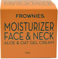 Frownies Moisturizer Face & Neck Jar (2 oz / 50 mL)