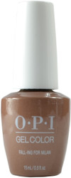 OPI Gelcolor Fall-ing for Milan (UV / LED Polish)