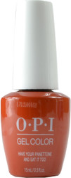 OPI Gelcolor Have Your Panettone and Eat it Too (UV / LED Polish)