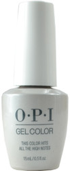 OPI Gelcolor This Color Hits all the High Notes (UV / LED Polish)