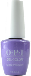 OPI Gelcolor Galleria Vittorio Violet (UV / LED Polish)