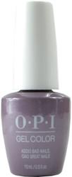OPI Gelcolor Addio Bad Nails, Ciao Great Nails (UV / LED Polish)