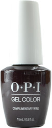 OPI Gelcolor Complimentary Wine (UV / LED Polish)