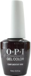 OPI Gelcolor Complimentary Wine (UV / LED Polish)