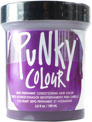 Punky Color Purple Semi-Permanent Hair Color