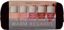 Butter London 5 pc Warm Regards Mini Set