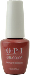 OPI Gelcolor Barefoot In Barcelona (UV / LED Polish)