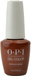 OPI Gelcolor Chocolate Moose (UV / LED Polish)