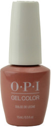 OPI Gelcolor Dulce De Leche (UV / LED Polish)