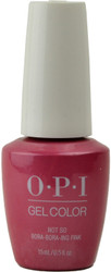 OPI Gelcolor Not So Bora-Bora-Ing Pink (UV / LED Polish)