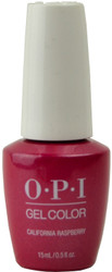 OPI Gelcolor California Raspberry (UV / LED Polish)