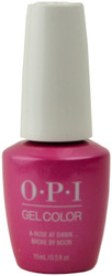 OPI Gelcolor A-Rose At Dawn...Broke By Noon (UV / LED Polish)