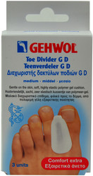 Gehwol Medium Toe Divider GD (3 pcs)