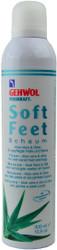 Gehwol Fusskraft Soft Feet Foam w/ Aloe-Vera & Olive (10.6 fl. oz. / 300 mL)