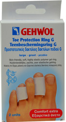Gehwol Large Toe Protection Ring G (2 pcs)