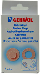 Gehwol Bunion Ring (6 pcs)
